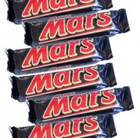 Mars Chocolate 6 Bars